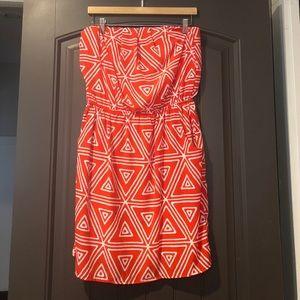 Peach Love Dress